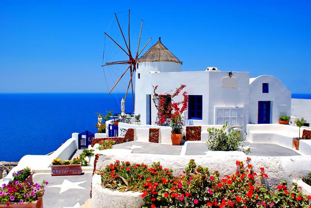 יוון - סיפור אהבה