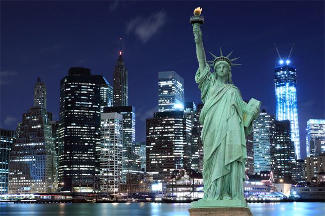 וושינגטון וניו יורק