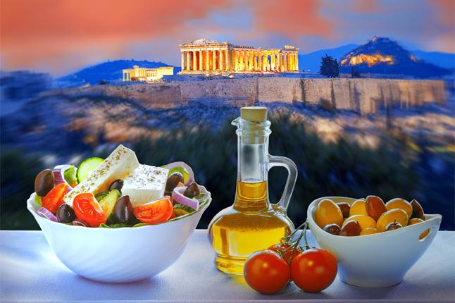 סוף שבוע באתונה