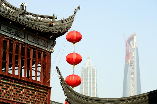 בין בייג'ינג לשנחאי