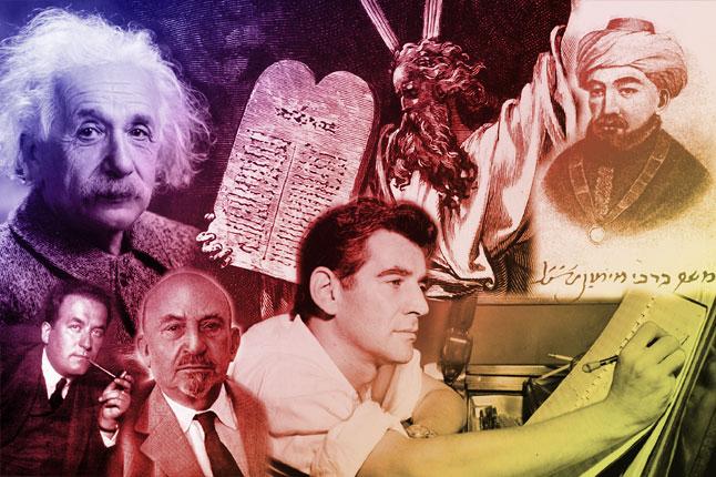 גיבורי תרבות בעולם היהודי