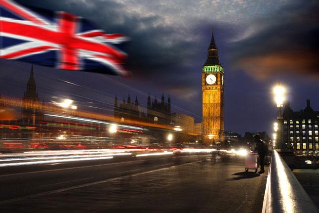 רחובות לונדון
