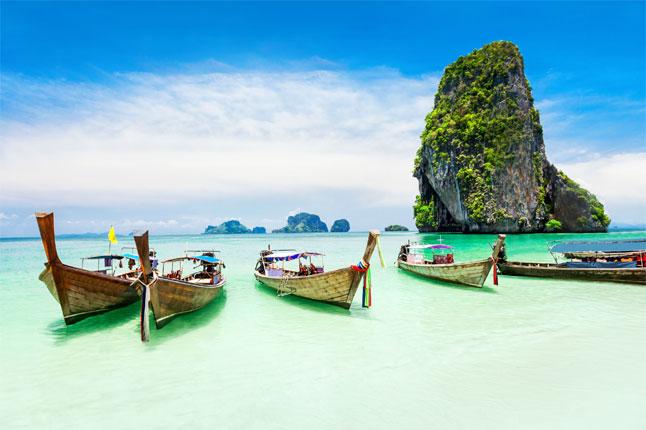 האיים הקסומים בעולם