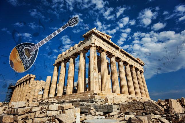 תרבות ומוסיקה באתונה
