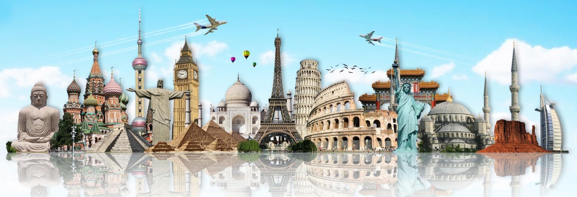 הערים המרתקות בעולם