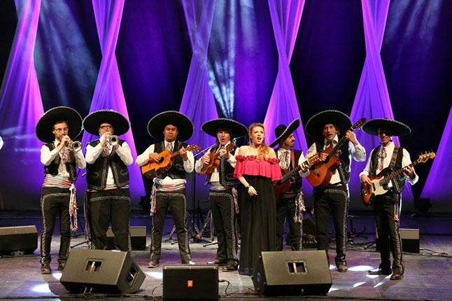 חגיגה מקסיקנית