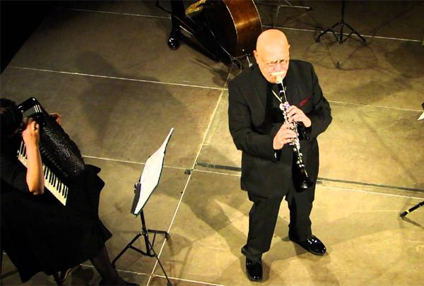 אמנות הכליזמר - גיורא פיידמן והתזמורת הקאמרית הישראלית