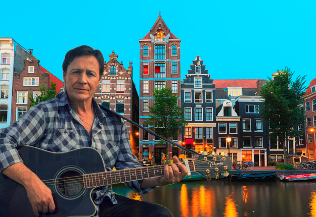 בנמל באמסטרדם
