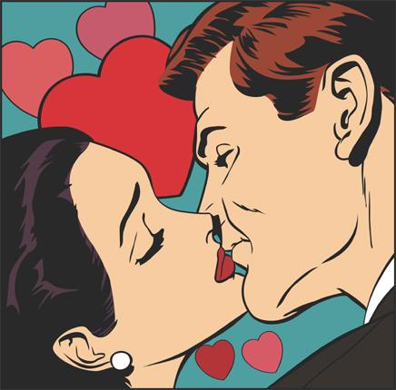 הדואטים הגדולים - סיפור אהבה