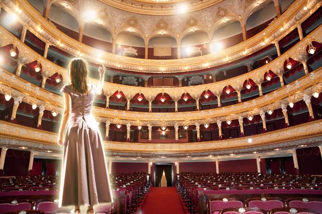 מאופרה למחזמר