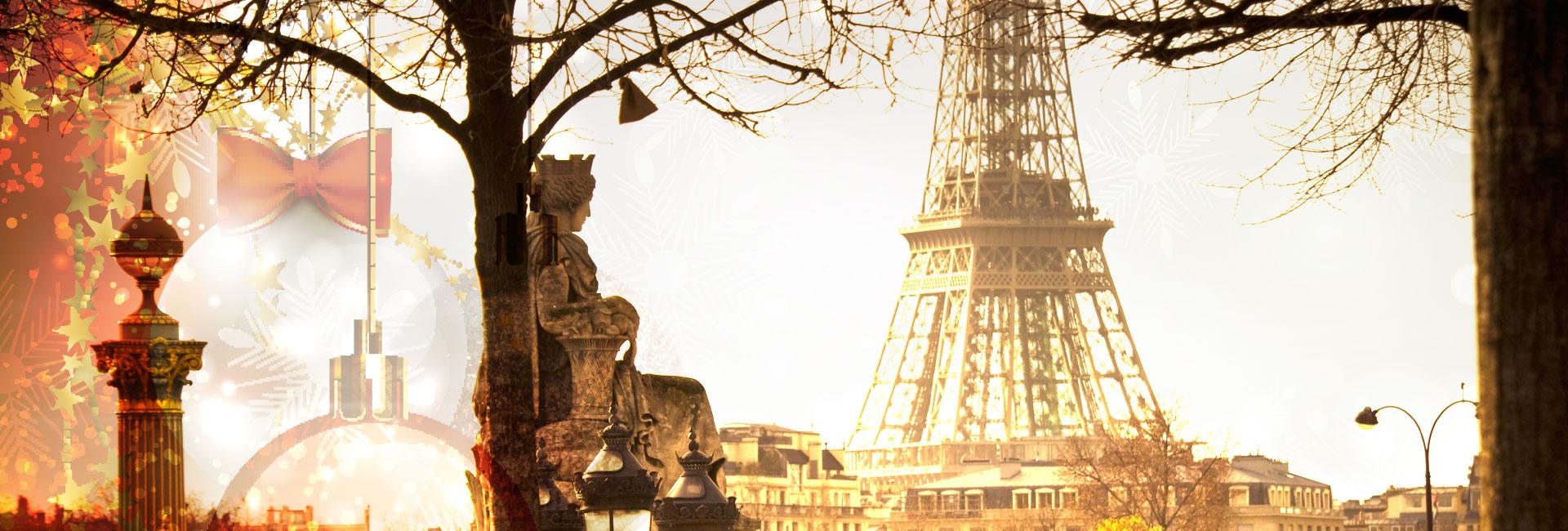 סמינר מטייל פריז בחג המולד