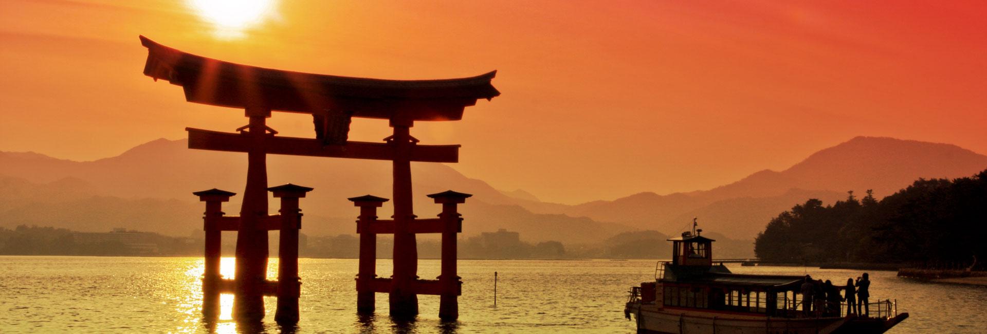 יפן - הקסם והחידה