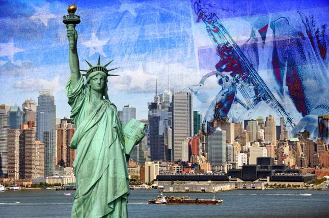 אמריקה אמריקה !