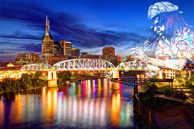 טיול מוסיקלי לאורך המיסיסיפי