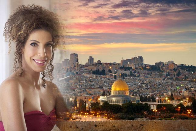 בדרך העולה לירושלים