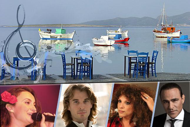משט מוסיקלי בים התיכון