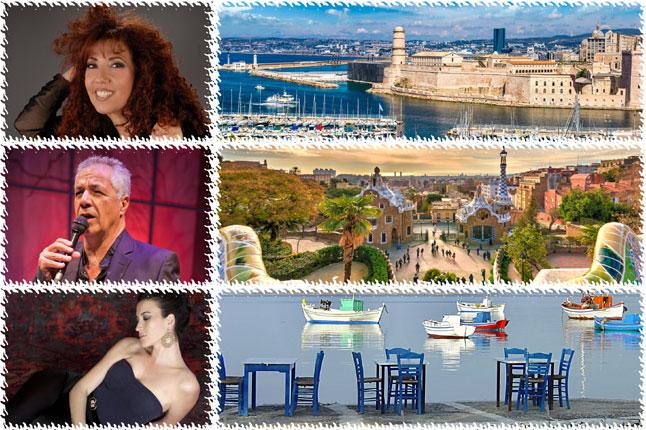 קרוז מוסיקלי בים התיכון