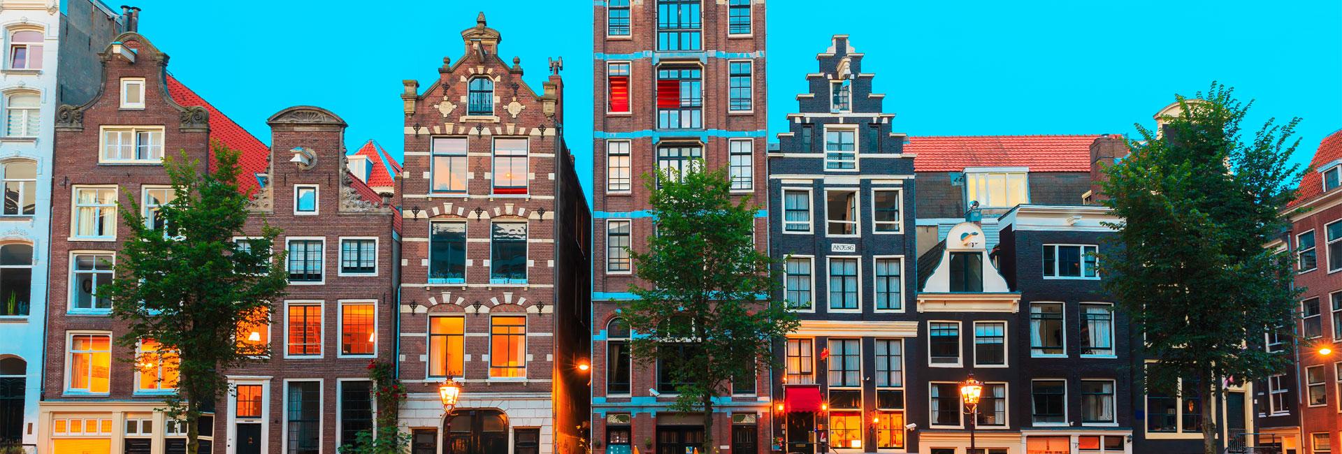 סמינר מטייל באמסטרדם