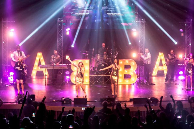 מחווה ללהקת ABBA