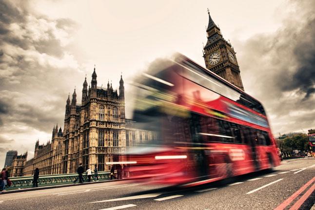 לונדון עיר עולם