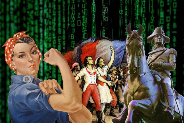 המהפכות הגדולות בעידן המודרני