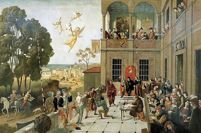 יצירות מופת של כל הזמנים 19-20 - מוזיאון תל אביב