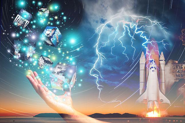 פורצי דרך, חדשנות ונפלאות התבונה