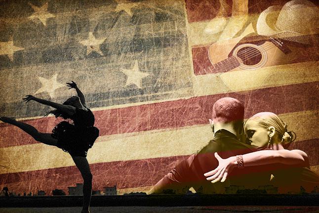 אמריקה רוקדת